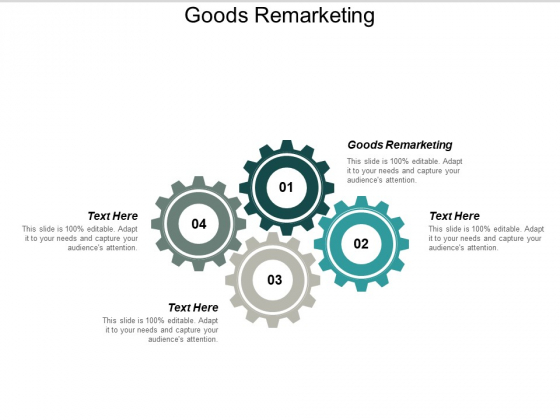 Goods Remarketing Ppt PowerPoint Presentation Picture Cpb