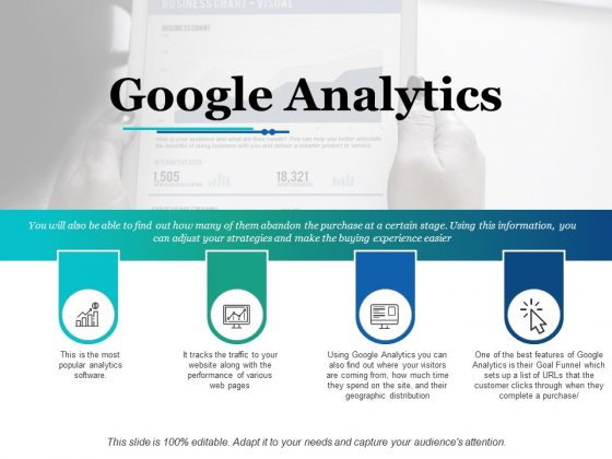 Google Analytics Ppt PowerPoint Presentation Pictures Background Images