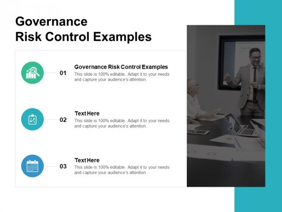 Governance Risk Control Examples Ppt PowerPoint Presentation Show Information Cpb