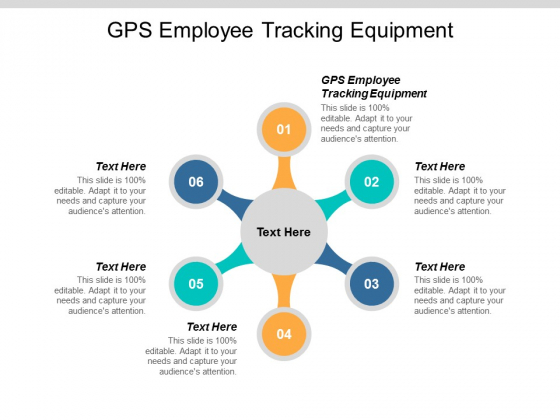 Gps Employee Tracking Equipment Ppt PowerPoint Presentation Gallery Ideas Cpb