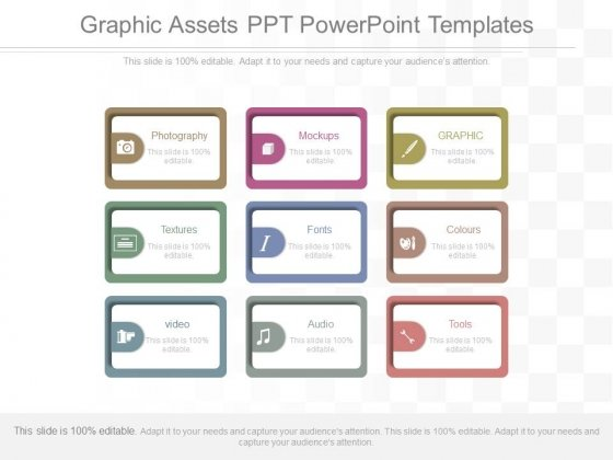 Graphic Assets Ppt Powerpoint Templates