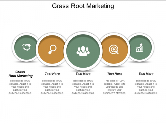 Grass Root Marketing Ppt PowerPoint Presentation Infographic Template Picture Cpb