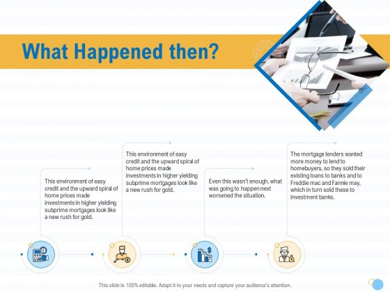 Great Recession In United States What Happened Then Ppt Icon Inspiration PDF