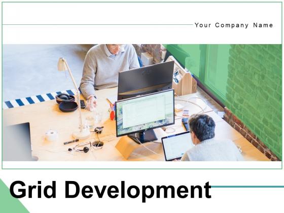 Grid Development Marketing Business Ppt PowerPoint Presentation Complete Deck
