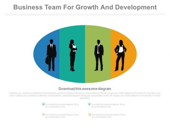 Growth And Development Planning Team Powerpoint Slides