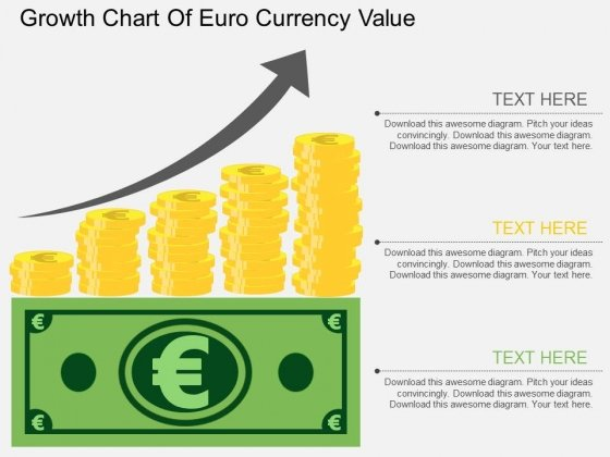 Growth_Chart_Of_Euro_Currency_Value_Powerpoint_Template_1