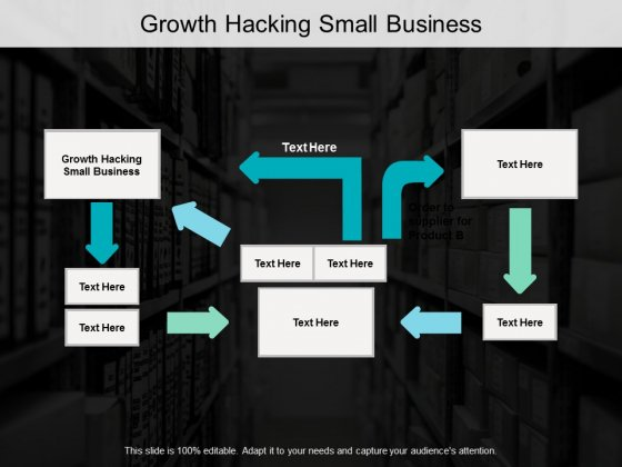 Growth Hacking Small Business Ppt PowerPoint Presentation Ideas Files Cpb