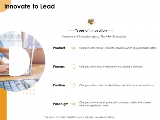 Growth Strategy And Growth Management Implementation Innovate To Lead Ppt Portfolio Gallery PDF