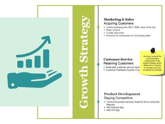 Growth Strategy Ppt PowerPoint Presentation Layouts Icon