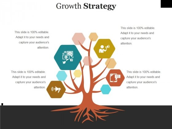 Growth Strategy Ppt PowerPoint Presentation Portfolio Slide Download
