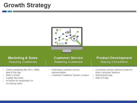 Growth Strategy Ppt PowerPoint Presentation Professional Slide
