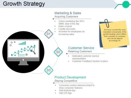 Growth Strategy Ppt PowerPoint Presentation Professional Slideshow