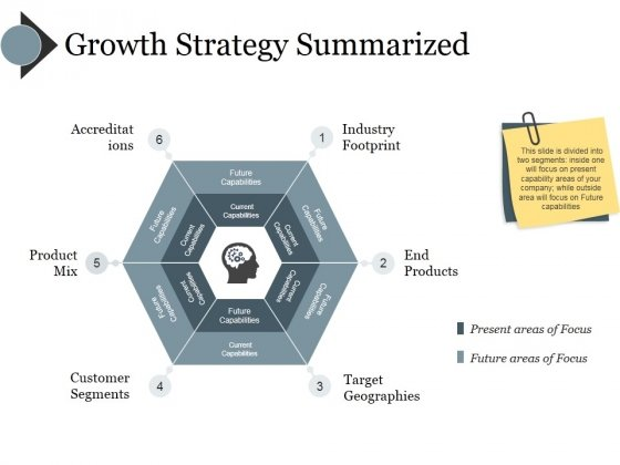 Growth Strategy Summarized Ppt PowerPoint Presentation Infographics Example Introduction