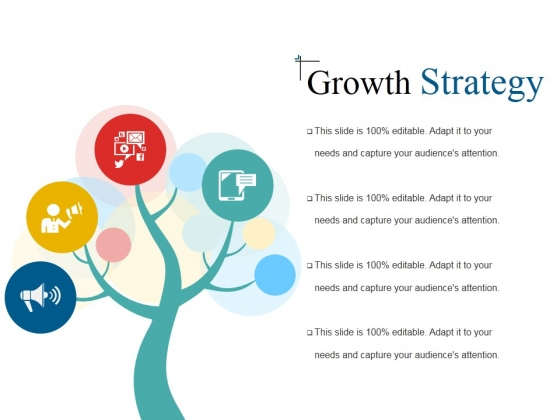 Growth Strategy Template 2 Ppt PowerPoint Presentation Model Background Image