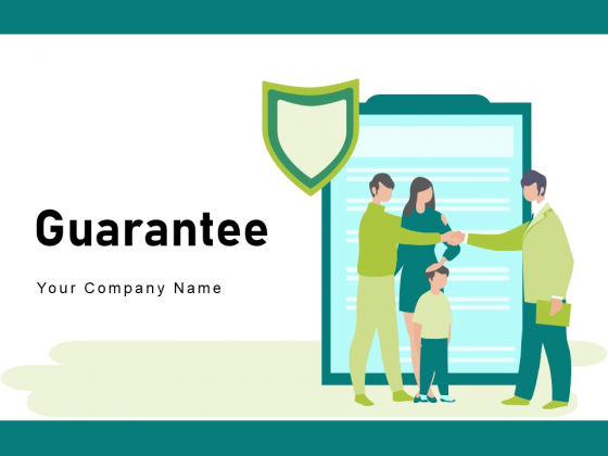 Guarantee Business Envelope Ppt PowerPoint Presentation Complete Deck