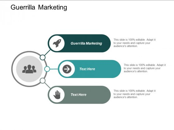 Guerrilla Marketing Ppt PowerPoint Presentation Infographics Aids Cpb