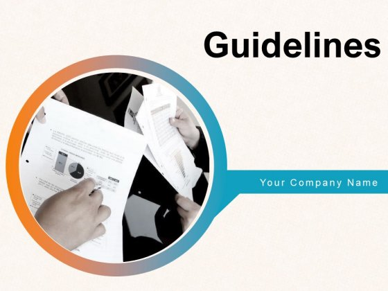 Guidelines Effective Functioning Collective Ppt PowerPoint Presentation Complete Deck