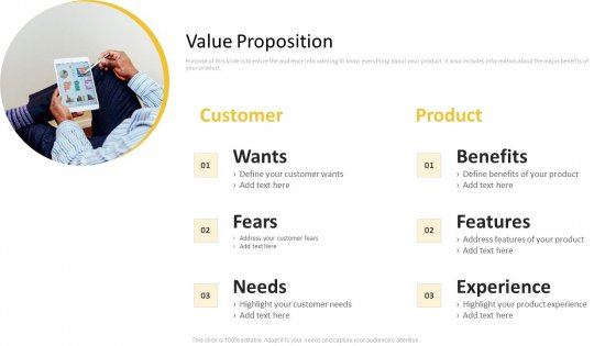 Guy Kawasaki New Venture Pitch PPT Value Proposition Background PDF