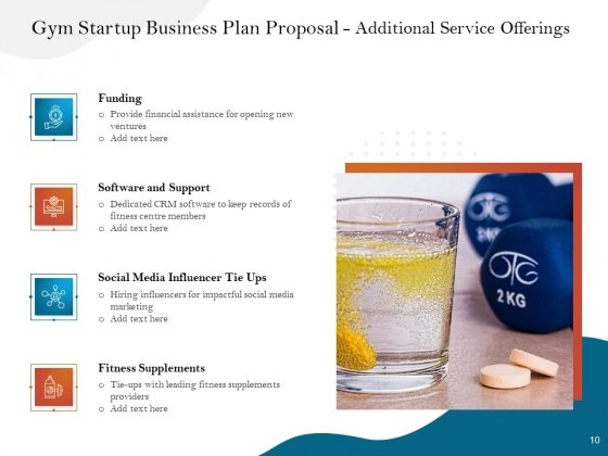 Gym_And_Fitness_Center_Business_Plan_Proposal_Ppt_PowerPoint_Presentation_Complete_Deck_With_Slides_Slide_10