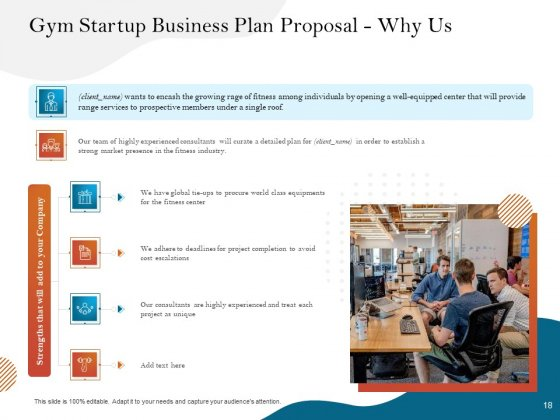 Gym_And_Fitness_Center_Business_Plan_Proposal_Ppt_PowerPoint_Presentation_Complete_Deck_With_Slides_Slide_18