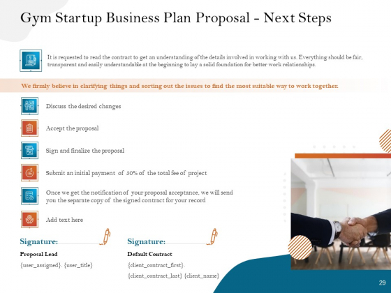 Gym_And_Fitness_Center_Business_Plan_Proposal_Ppt_PowerPoint_Presentation_Complete_Deck_With_Slides_Slide_29