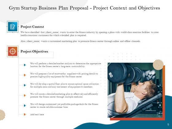 Gym_And_Fitness_Center_Business_Plan_Proposal_Ppt_PowerPoint_Presentation_Complete_Deck_With_Slides_Slide_5
