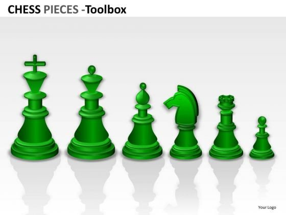 Game Editable Chess Pieces PowerPoint Slides And Ppt Diagram Templates