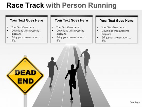 Game Sports Race Person Running PowerPoint Slides And Ppt Diagram Templates