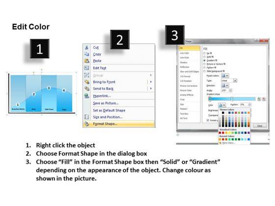 ge mckinsey matrix statistical curve powerpoint templates, Modern powerpoint