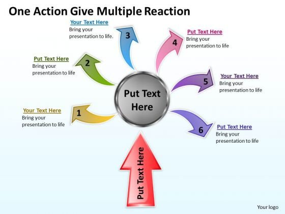 Give Multiple Reppt Slides Diagrams Templates Circular Flow PowerPoint