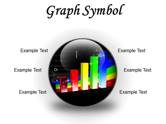 Graph Symbol Business PowerPoint Presentation Slides C
