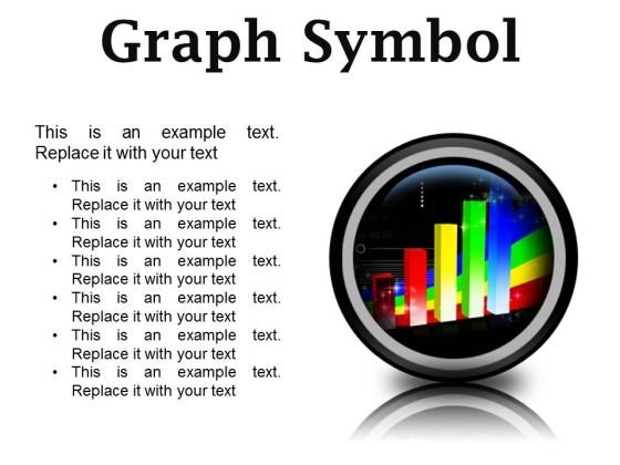 Graph Symbol Business PowerPoint Presentation Slides Cc