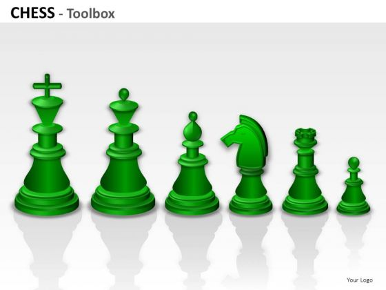 Green Chess Toolbox PowerPoint Slides And Ppt Diagram Templates