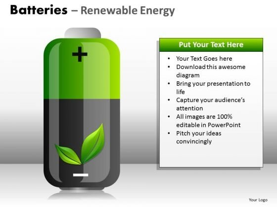 Green Energy PowerPoint Templates Clean Energy Ppt Slides