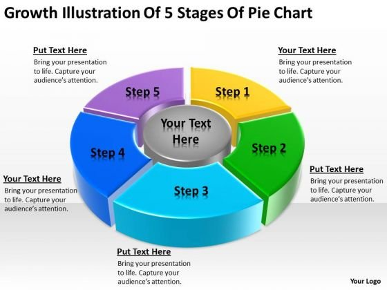 Growth illustration of 5 stages pie chart business plan template growth illustration of 5 stages pie chart business plan template powerpoint templates powerpoint templates flashek Gallery