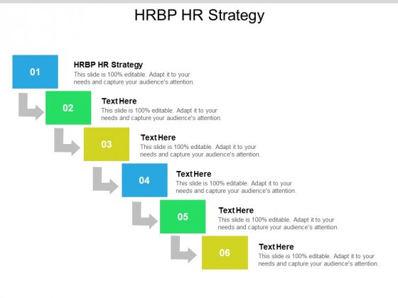 HRBP HR Strategy Ppt PowerPoint Presentation Pictures Slides Cpb