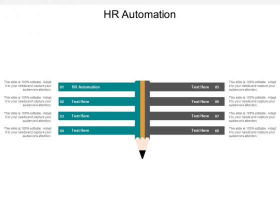 Hr Automation Ppt Powerpoint Presentation Professional Slides Cpb