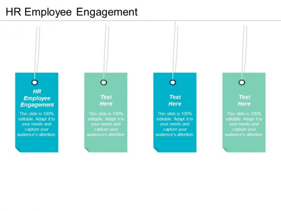 HR Employee Engagement Ppt PowerPoint Presentation Summary Design Ideas Cpb