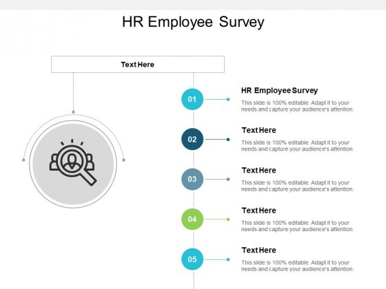 HR Employee Survey Ppt PowerPoint Presentation Outline Graphics Download