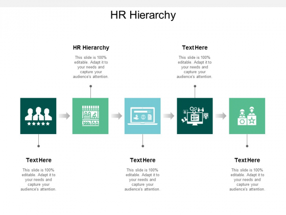 HR Hierarchy Ppt PowerPoint Presentation Pictures Graphics Example Cpb