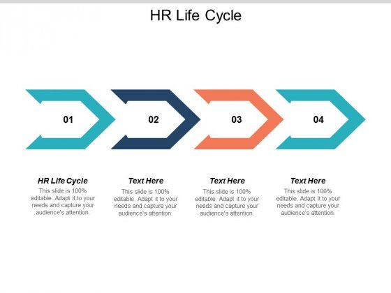 HR Life Cycle Ppt PowerPoint Presentation File Backgrounds Cpb