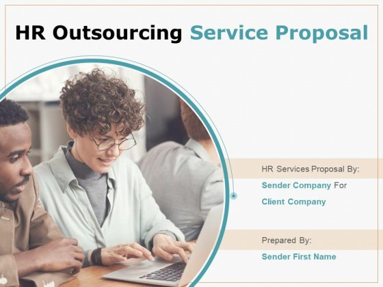 HR_Outsourcing_Service_Proposal_Ppt_PowerPoint_Presentation_Complete_Deck_With_Slides_Slide_1