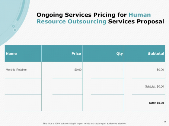 HR_Outsourcing_Service_Proposal_Ppt_PowerPoint_Presentation_Complete_Deck_With_Slides_Slide_9