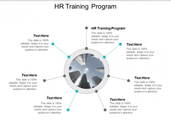 HR Training Program Ppt PowerPoint Presentation Infographics Background Images Cpb