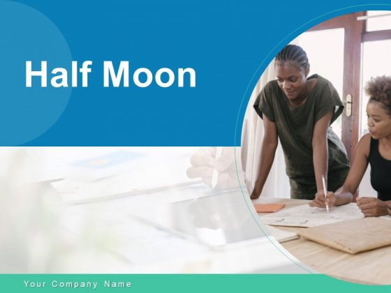 Half Moon Circle Gear Idea Target Globe Ppt PowerPoint Presentation Complete Deck