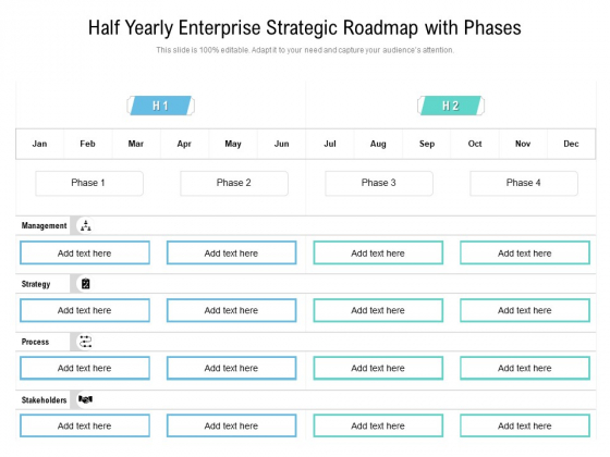 Half_Yearly_Enterprise_Strategic_Roadmap_With_Phases_Elements_Slide_1