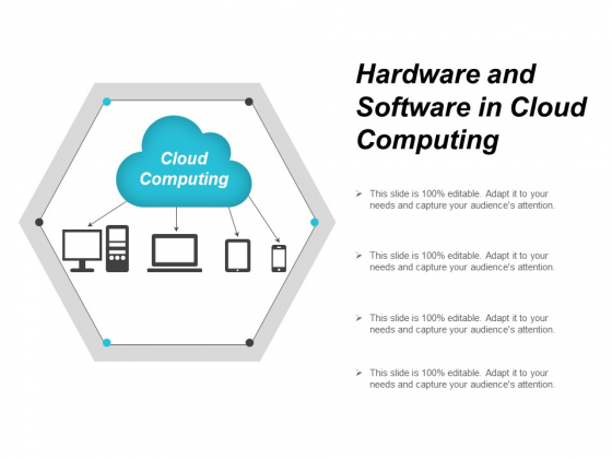 Hardware And Software In Cloud Computing Ppt PowerPoint Presentation Icon Structure