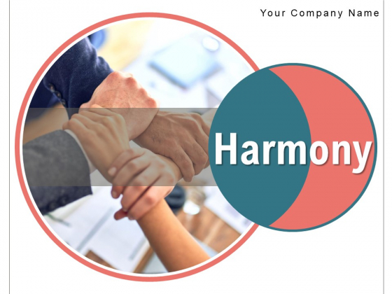 Harmony Individuals Interracial Ppt PowerPoint Presentation Complete Deck