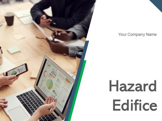 Hazard Edifice Pyramid Risk Management Ppt PowerPoint Presentation Complete Deck