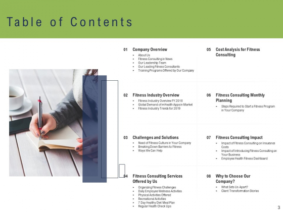 Health_And_Fitness_Consultant_Ppt_PowerPoint_Presentation_Complete_Deck_With_Slides_Slide_3